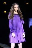 Fashion Week Zagreb : Marija Cvitanovic, Zagreb, Croatia. Royalty Free Stock Images
