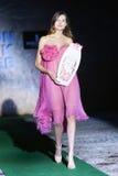Fashion Week Zagreb : Secret Garden by Afrodita, Zagreb, Croatia Stock Photo