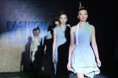 Fashion Week Zagreb : Stolnik, Zagreb, Croatia. Royalty Free Stock Images