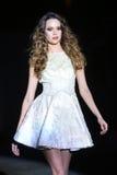 Fashion Week Zagreb : Sylvio Roubertto Kovacic, Zagreb, Croatia. Royalty Free Stock Photos