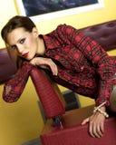 Fashion woman Stock Image