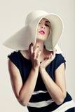 Fashion woman Stock Photos