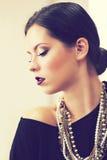 Fashion woman Royalty Free Stock Photos