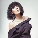 Fashion woman model Royalty Free Stock Photo