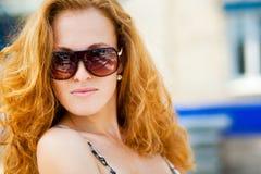 Fashion woman portrait Stock Photos