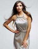 Fashion  woman portrait. Stock Photos