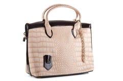 Fashion woman's handbag Stock Photos
