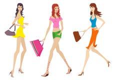 Fashion women Royalty Free Stock Photos