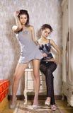 Fashion women Stock Photos