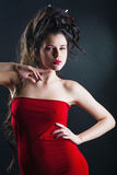 Fashion women Royalty Free Stock Image