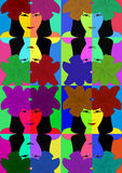 Fashion for women Royalty Free Stock Photos