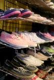 Fashion of women shoes. Royalty Free Stock Photo