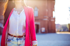 Fashion women Royalty Free Stock Photo