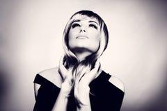 Fashion Women& X27;s Portrait Stock Images