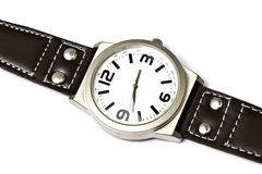 Fashion wristwatch Stock Photo