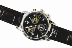 Fashion wristwatch Stock Images
