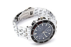 Fashion Wristwatch Royalty Free Stock Photography