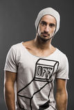Fashion young man Stock Images