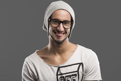 Fashion young man Stock Photo
