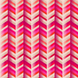 Fashion zigzag seamless background vector illustration
