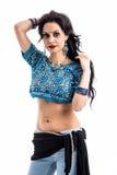 Fashionable arabic girl Stock Photography