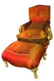 Fashionable armchair Stock Image