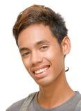 Fashionable Asian teenager portrait Stock Image