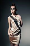 Fashionable beauty Royalty Free Stock Photo