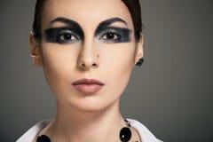 Fashionable beauty Stock Photography