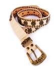 Fashionable belt Royalty Free Stock Photos