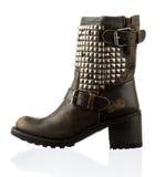 Fashionable boot Stock Image