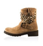 Fashionable boot Royalty Free Stock Photo