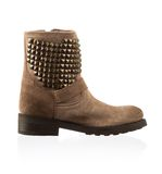Fashionable boot Royalty Free Stock Photos