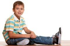 Fashionable boy Stock Photography