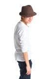 Fashionable boy Stock Photo