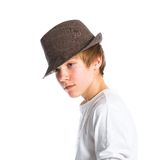 Fashionable boy Stock Photo