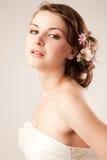 Fashionable bride Royalty Free Stock Image