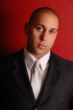 Fashionable businessman. Stock Photography