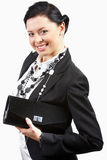 Fashionable businesswoman Royalty Free Stock Photo