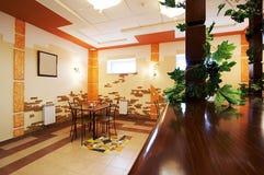 Fashionable cafe Stock Image