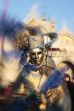 Fashionable carnival of venice Royalty Free Stock Photos