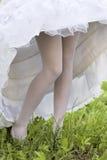 Fashionable dress Royalty Free Stock Photos