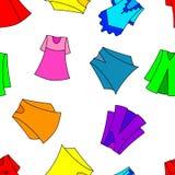 Fashionable  dresses Royalty Free Stock Photos