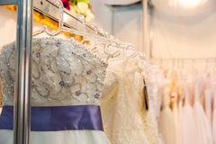 Fashionable dresses Royalty Free Stock Photography