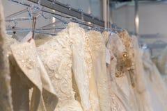 Fashionable dresses Stock Photography