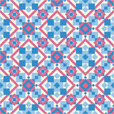 Fashionable, ethnic seamless pattern. Bright, summer, color seamless pattern for printing on Royalty Free Stock Photography