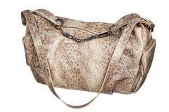 Fashionable female bag Stock Photo