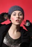 Fashionable girl Royalty Free Stock Photo