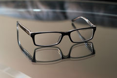 Fashionable glasses Stock Photos
