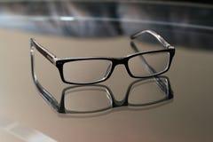 Fashionable glasses Stock Photos